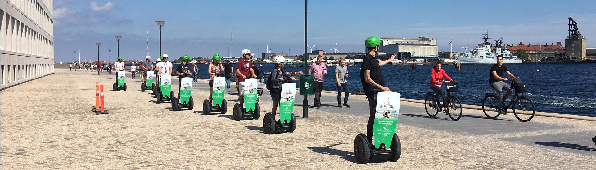 Segway Udlejning i København
