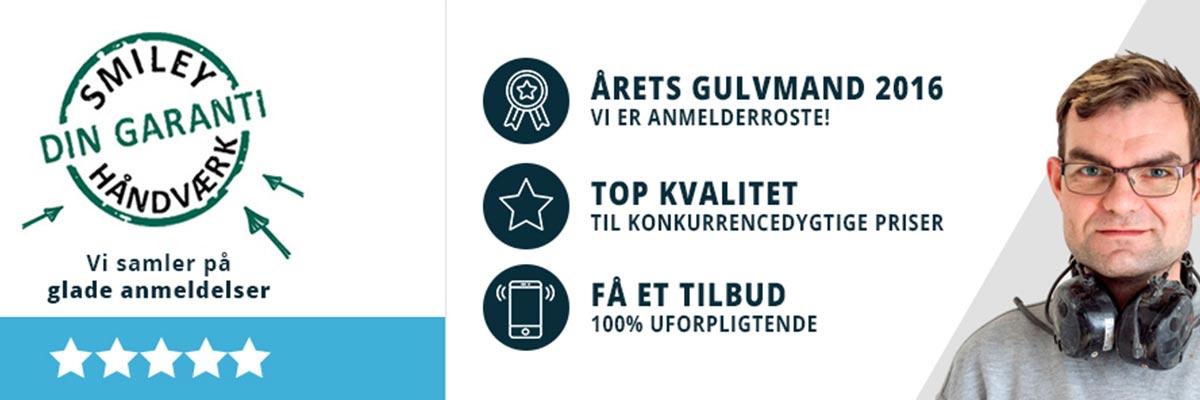 Gulvservice og gulvafslibning i København