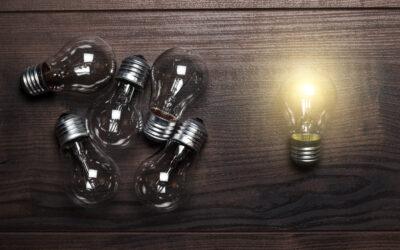 Husk lyskilderne når du bygger