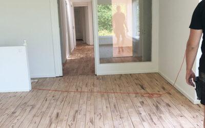 Ludbehandling af gulv: Sådan gør du