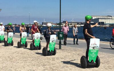 Tag dine kollegaer med på Segway Tour i København